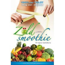 Zöld smoothie      10.95 + 1.95 Royal Mail
